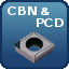 CBN/PCD Tooling
